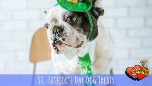 St Patricks Day Dog Treats